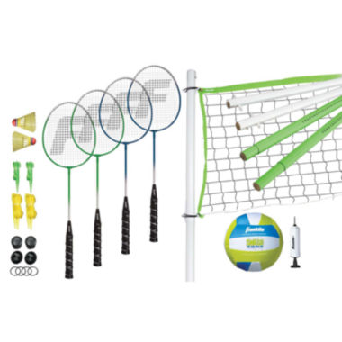 jcpenney.com | Franklin Sports Intermediate Badminton & Volleyball Set