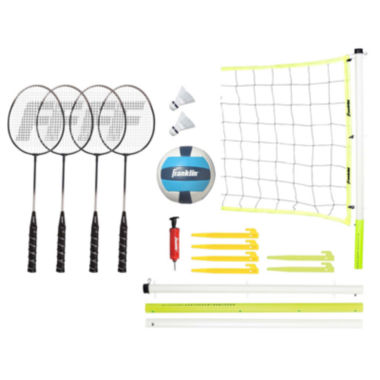 jcpenney.com | Franklin Sports Advanced Badminton & Volleyball Set