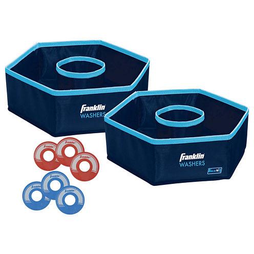 Franklin Sports Fold-N-Go Washers