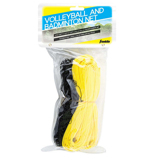 Franklin Sports Universal Fit Sleeve Badminton/Volleyball Net
