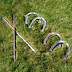 Franklin Sports Vintage Horseshoes Set