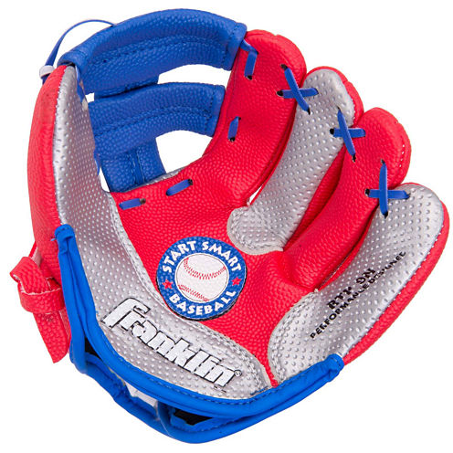 "Franklin Sports Air Tech 9"" Baseball Glove Left Handed Thrower"