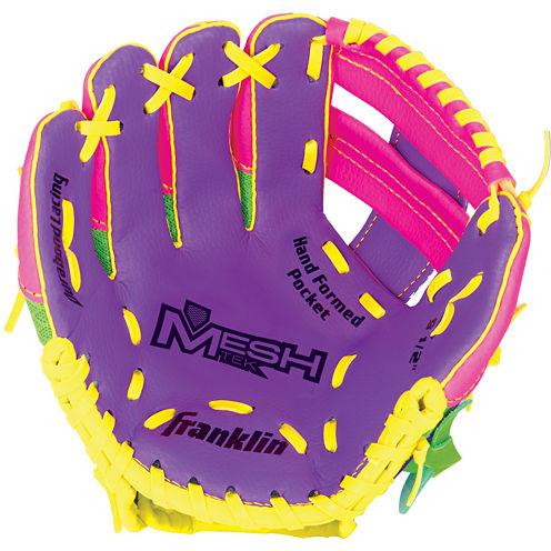 "Franklin Sports 9.5"" Teeball Meshtek Glove"