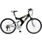 Titan ® Punisher Dual Suspension Mountain Bike