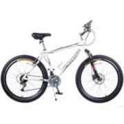 """Titan® White Knight Alloy 26"""" Mountain Bike"""
