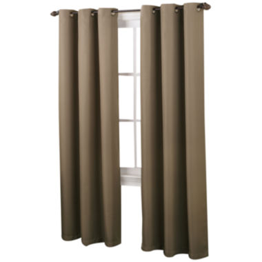 jcpenney.com | Montego Grommet-Top Curtain Panel