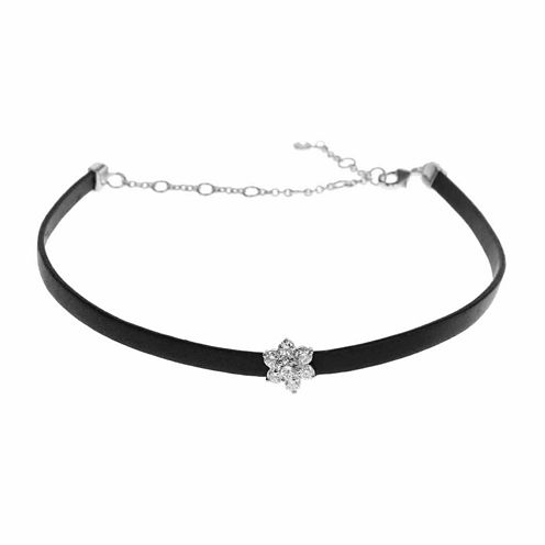 Jardin Womens Choker Necklace