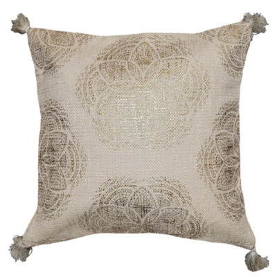 Binx Print Square Throw Pillow - JCPenney