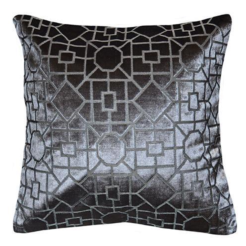 Alex Square Throw Pillow