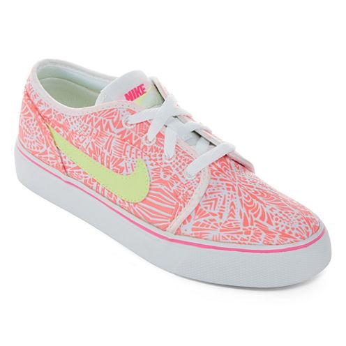 Nike® Toki Low-Top Girls Skate Shoes - Big Kids