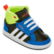 adidas® Hoops Boys Mid-Top Basketball Shoes - Toddler
