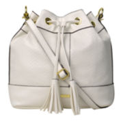 Liz Claiborne® Crossbody Bucket Bag