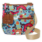 Lily Bloom Camilla Crossbody Bag