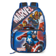 Avengers Hero Backpack and Lunch Box