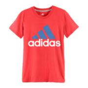 adidas® Logo Tee - Girls 7-16