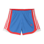adidas® Athletic Shorts - Girls 7-16
