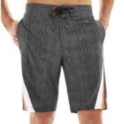 ZeroXposur® Brush Air E-Board Shorts