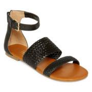 a.n.a® Brandi Flat Sandals