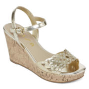 Unisa® Kelt Cutout Wedges