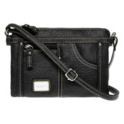 Rosetti® Cash & Carry Mini Selena Crossbody Bag