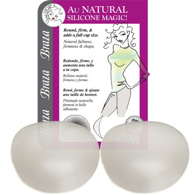 jcpenney.com | Brazabra Silicone Au Natural Pads