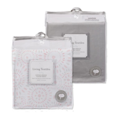 jcpenney.com | 2-pk. Fitted Cradle Sheets