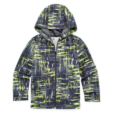 jcpenney.com | Xersion™ Printed Zip-Front Hoodie - Preschool Boys 4-7