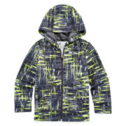 Xersion™ Printed Zip-Front Hoodie - Preschool Boys 4-7