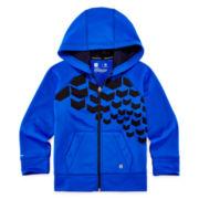 Xersion™ Printed Zip-Front Hoodie - Preschool Boys 4-7