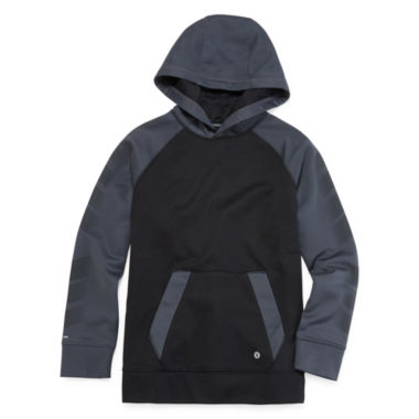 jcpenney.com | Xersion™ Performance Fleece Colorblock Hoodie - Boys 8-20