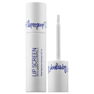 jcpenney.com | Supergoop! Shine On Lip Screen Broad Spectrum SPF 50