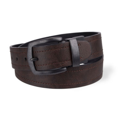 jcpenney.com | Arizona 38 Brown Reversible Solid Belt