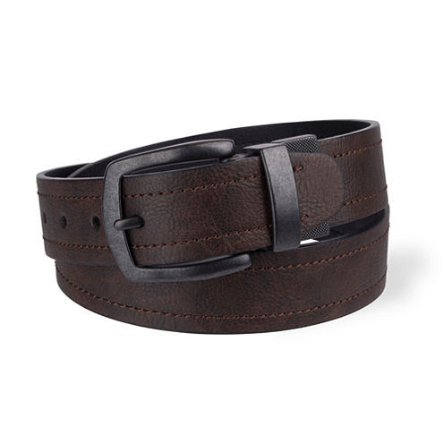 Arizona 38 Brown Reversible Solid Belt