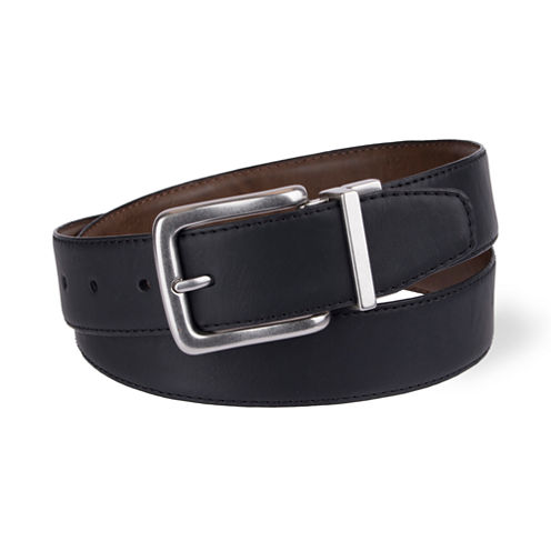 Arizona 35 Black Reversible Belt