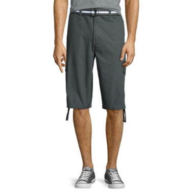 jcpenney.com | Southpole® Belted Ripstop Cargo Shorts