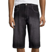 Southpole® Relaxed Fit Denim Shorts