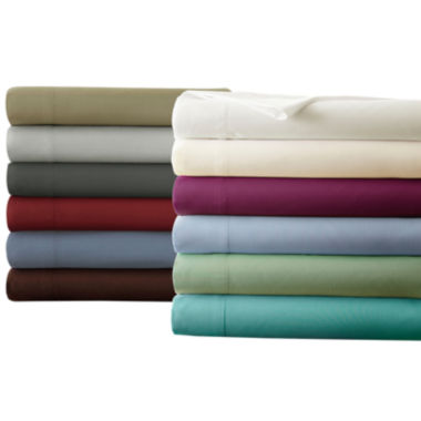 jcpenney.com | Amrapur Hotel Collection Microfiber Sheet Set