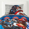 Marvel® Captain America Civil War Twin Comforter