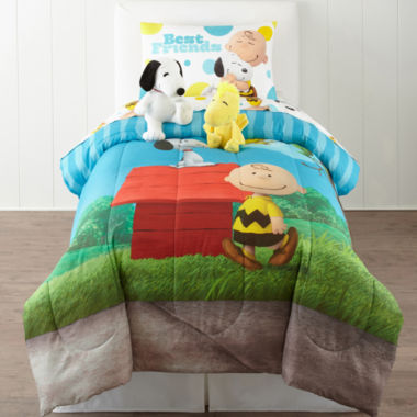 jcpenney.com | Peanuts Sunny Day Twin Comforter Set & Accessories
