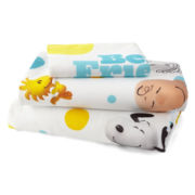 Peanuts Sunny Day Twin Sheet Set