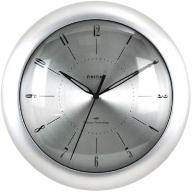 jcpenney.com | FirsTime® Plasma Steel Wall Clock