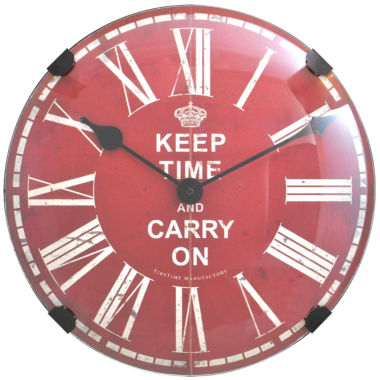 jcpenney.com | FirsTime® Keep Time Wall Clock
