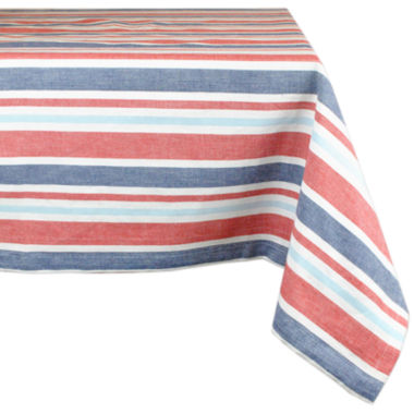 jcpenney.com | Design Imports Patriotic Stripe Tablecloth