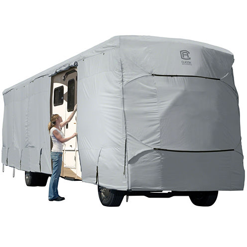 Classic Accessories 80-142-151001-00 PermaPro Class A RV Cover, Model 2