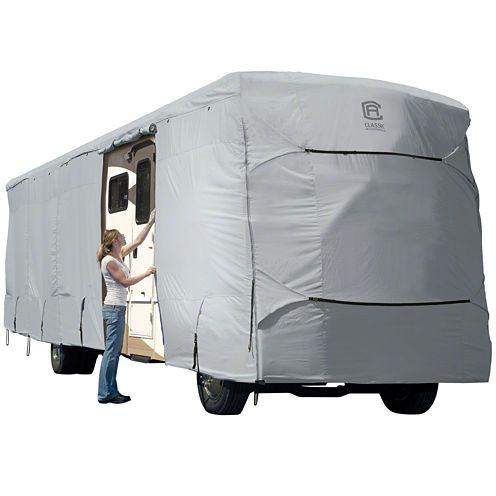 Classic Accessories 80-143-161001-00 PermaPro Class A RV Cover, Model 3