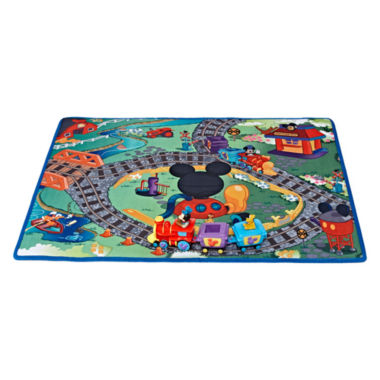 jcpenney.com | Disney Collection Mickey Train Playmat Set