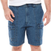 The Foundry Supply Co.™ Solid Hiking Shorts – Big & Tall