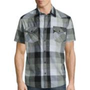 Lee® Short-Sleeve Western Button-Front Shirt