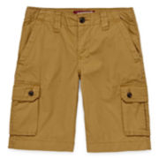 Arizona Poplin Cargo Shorts - Boys 8-20