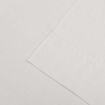 Madison Park Signature Cotton Linen Set of 2 Pillowcases